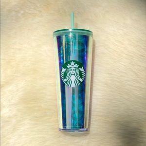 Starbucks 💎 Iridescent Scale Tumbler
